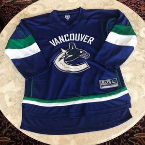 Vancouver Canucks Official Jersey